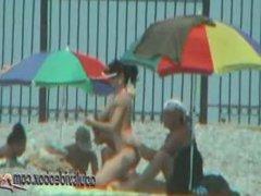 Nudist Beach Teen Girls Voyeur Serie 030510