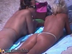 Nudist Beach Teen Girls Voyeur Serie 030606