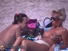 Nudist Beach Teen Girls Voyeur Serie 030612