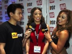 PornhubTV Naomi Heart Interview At 2015 AVN Awards