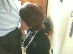 Amateur blowjob in the hotel rdl. Annmarie from 1fuckdate.com
