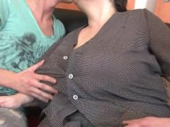 Huge breasted bbw mother fucking t. Roseann from 1fuckdate.com