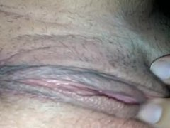 Eating my bbw fat pussy. Carlie from 1fuckdate.com
