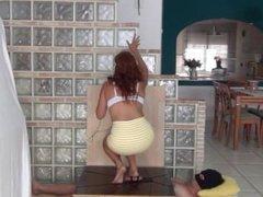 Dancing slaves cock