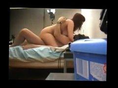 Chubby big tit teen fucks. Alicia from 1fuckdate.com