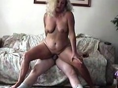 Andra the sex crazed milf riding m. Mei from 1fuckdate.com