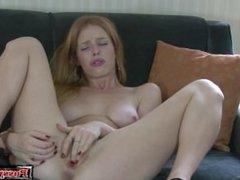 Busty wife romantic sex