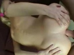 Big cock giving anal creampie. Rosalind from 1fuckdate.com
