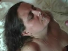 Ugly german covered thick cum. Hee from 1fuckdate.com