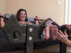 mother tickles daughter 2