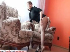 Exotic wife jerk off instructions