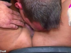 German Fuck Thai Whore Without Condom at Work for Money