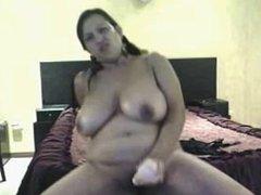 Evon from 1fuckdate.com - Farrah 039 s big tits