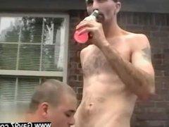 Masturbating men fucking Joe Gets A Big Dick In His Ass