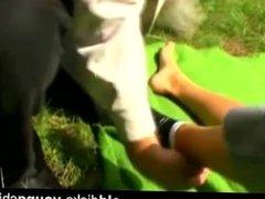 Licking The Injured Girl