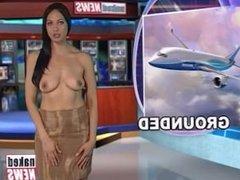 Naked News April Torres