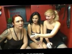 German mistresses spit