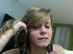 She Finishes It Off 8 - Cum In Mouth - Oral Creampie Compilation