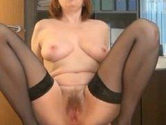 Anal granny. Laveta from 1fuckdate.com
