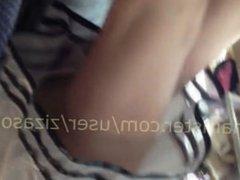 Under skirts asian 12. Esperanza from 1fuckdate.com