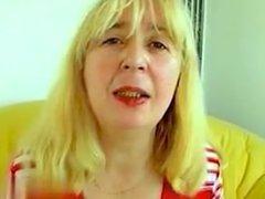 Oma blaesst den Schwanz hart - My Babe from MILF-MEET.COM