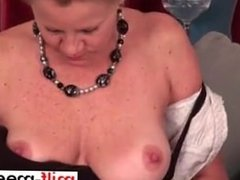 Date her on MILF-MEET.COM - Milf Katrina comes home and needs to rel