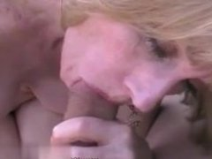 GILF Interview Turns Into Blowjob - My Pussy from MILF-MEET.COM