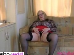 Jiggling Grannys Big Hooters - Date her on BBW-CDATE.COM