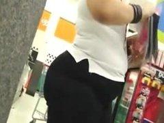 Big butt bbw mature clerk 57. Berneice from 1fuckdate.com