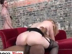 Harmoni Kalifornia Takes A Big Black Coc - Pussy from MILF-MEET.COM