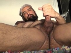 JUICY HAIRY COCK HOLE CUM BUTT PLAY 5