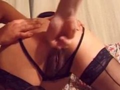 Reena from 1fuckdate.com - Pregnant mature anal sex group