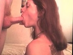 Kathyrn from 1fuckdate.com - My ex blowjob