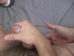 Black young straight guys in gay scene I left the current hooked up to