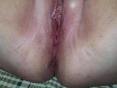 Loreta from 1fuckdate.com - Filling bbw wifes pussy again