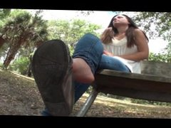 Abigail at Park Foot Pov