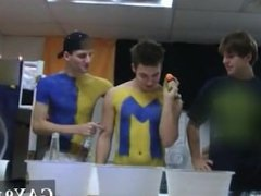 Gay boy tgp videos These Michigan fellows sure know how to party. So one