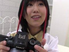 COSPLAY Touhou project Syameimaru Aya  Minato Riku
