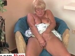 English grannies are addicted to masturb - Affair from MILF-MEET.COM