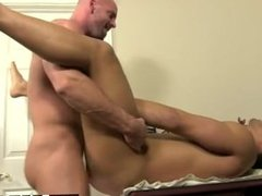 Free xxx gay suck anal sex and porn photos Pervy chief Mitch Vaughn