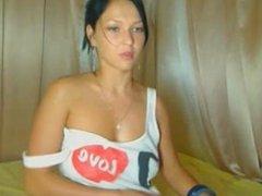 Jesica LIVE on 1fuckdate.com - Webcam hottie 2