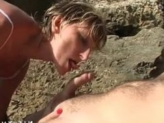 French milf gets anal fucked on th. Shaquana from 1fuckdate.com