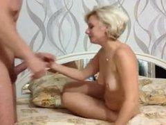 Cristen from 1fuckdate.com - Hot blonde milf