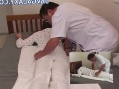 Perverted Massage Therapist 3 - Spy Cam