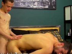 Adult porn brown haired men big dick sex videos Jake Steel's exhausted of