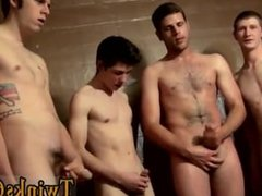 Male models All the men have ball-sac total of jizz and bladders utter of