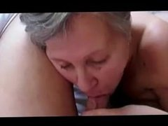 French granny blowjob. Lindy from 1fuckdate.com