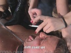 Lessons In How To Torture A Slave
