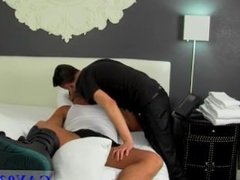 Fat hairy nude uncut men Injured Dominic gets some much needed assistance