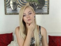 blonde webcam 3